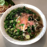 Photo taken at Pho 75 by conans h. on 4/18/2013