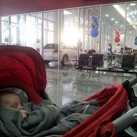 Photo taken at Toyota of South Florida by Eduardo S. on 12/20/2013