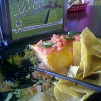 Photo taken at Tijuana Flats by Josh R. on 3/25/2013