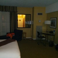 Photo taken at Hotel Deca by Simon F. on 10/25/2012
