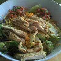 Photo taken at Super Salads by Gerardo D. on 11/20/2012