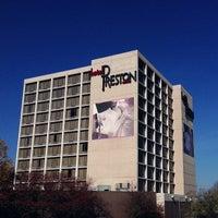 Photo taken at Hotel Preston by Sean D. on 11/3/2012