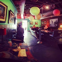 Photo taken at Otherlands Coffee Bar & Exotic Gifts by Sean D. on 9/28/2012