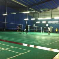 Photo taken at Challenger Sport Center by Sk S. on 2/1/2013