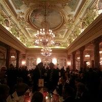 Photo taken at Hôtel Hermitage Monte-Carlo by Roman W. on 11/7/2012