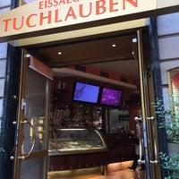 Photo taken at Eissalon Tuchlauben by Ian J. on 7/21/2016