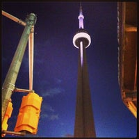 Photo taken at CN Tower by Jonathan P. on 3/24/2013