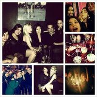 Photo taken at Katra Lounge by Erica O. on 2/13/2013