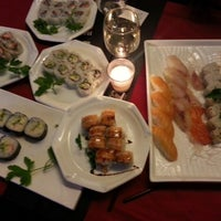 Photo taken at Sushi 189 by Enrico A. on 2/15/2013
