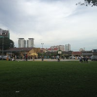 Photo taken at Section 14 Park by Nikita L. on 6/9/2013