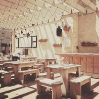 Photo taken at Bartolotta's Pizzeria Piccola by Juan Y. on 8/2/2015
