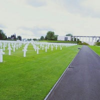Photo taken at Henri-Chapelle American Cemetery and Memorial by Koen P. on 7/28/2015