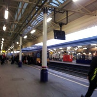 Photo taken at Exeter St Davids Railway Station (EXD) by Anna M. on 11/5/2012