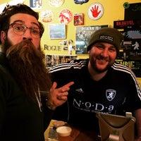 Photo taken at Salud Beer Shop by Cesar L. on 1/31/2015