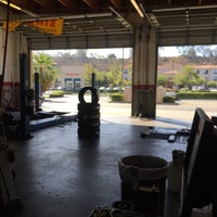 Photo taken at Allen Tire Company by Salvador F. on 7/2/2016