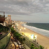Photo taken at Sol Ipanema Hotel by Joyce S. on 5/10/2013