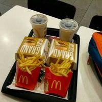 Photo taken at McDonald's by Анастасия К. on 7/27/2016