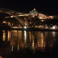 Photo taken at Ponte Dom Luís I by Ilya Z. on 5/12/2013