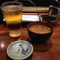 Photo taken at Geta Sushi by Dave T. on 12/9/2012