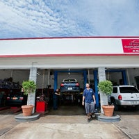 Photo taken at George's Complete Auto Repair by George's Complete Auto Repair on 12/4/2015