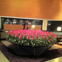Photo taken at Grand Hyatt by Alexey . on 1/12/2013