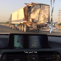 Photo taken at King Fahad Road by Nawaf on 8/15/2016