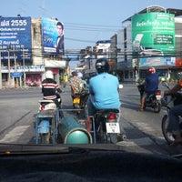 Photo taken at สี่แยกบ้านสวนชลบุรี by Angela ™ ♣ 🍎 on 10/11/2012