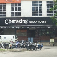 Photo taken at Cherating Steakhouse by NLZR R. on 11/21/2012