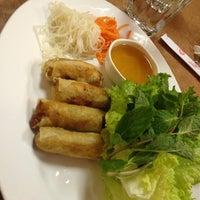 Photo taken at Phở Vietnam by Vishal K. on 1/15/2013
