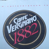Photo taken at Caffe Vergnano by Michel T. on 7/5/2013
