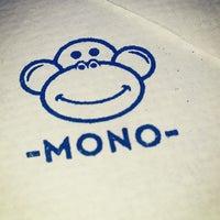 Photo taken at Mono Risto-Bar by Cristina Diaz on 1/23/2013