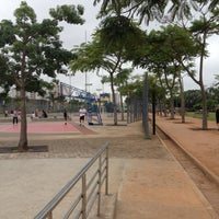 Photo taken at Parque da Juventude by Arthur A. on 11/3/2012