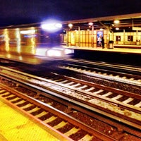 Photo taken at LIRR - Woodside Station by Alex F. on 12/21/2012