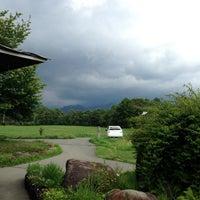 Photo taken at 八ヶ岳中央農業実践大学 八ヶ岳農場 直売所 by akira801 on 7/22/2013
