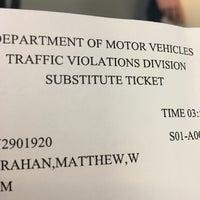 Photo taken at New York State DMV by Matthew H. on 3/23/2016