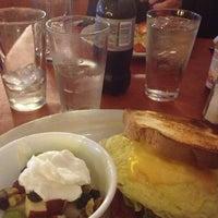 Photo taken at Eggcetera by Skyler L. on 2/9/2014
