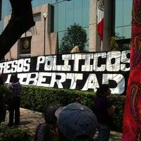 Photo taken at Consejo de la Judicatura Federal Edificio Sede by Boris S. on 4/19/2013