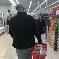 Photo taken at Hy-Vee by Nathan M. on 3/5/2016