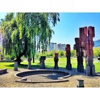 Photo taken at Parque de las Esculturas by Yovanni on 4/26/2013