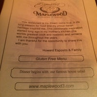 Photo taken at Esposito's Maplewood III by Jax - Mama R. on 7/7/2014