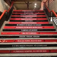 Photo taken at Clube de Regatas do Flamengo by Vanessa B. on 7/5/2013