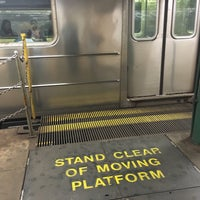 Photo taken at MTA Subway - South Ferry (1) by Stephen M. on 3/23/2016