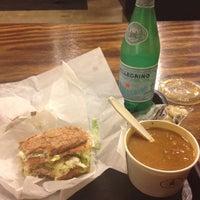 Photo taken at Potbelly Sandwich Shop by Danielle W. on 12/7/2012