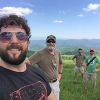 Photo taken at Max Patch by Matthew P. on 5/23/2015