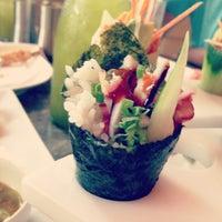 Photo taken at Sushi Yama by Tonya S. on 5/26/2013