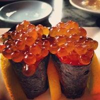 Photo taken at Sushi Yama by Tonya S. on 6/9/2013