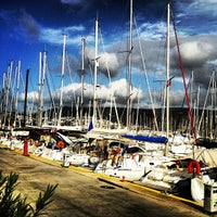 Photo taken at Milta Bodrum Marina by Istem Duygu A. on 3/10/2013