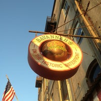 Photo taken at Savannah's Candy Kitchen by Rocky M. on 5/25/2013
