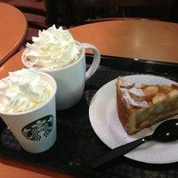 Photo taken at Starbucks by Arnaud P. on 2/14/2013