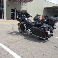 Photo taken at Seminole Harley-Davidson by Jeff C. on 10/7/2012